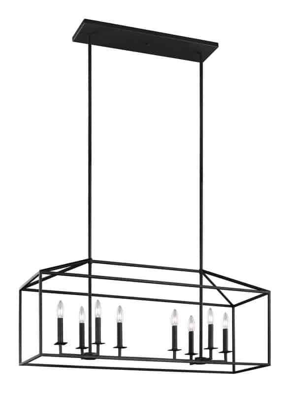 Odie-8-Light-Pendant