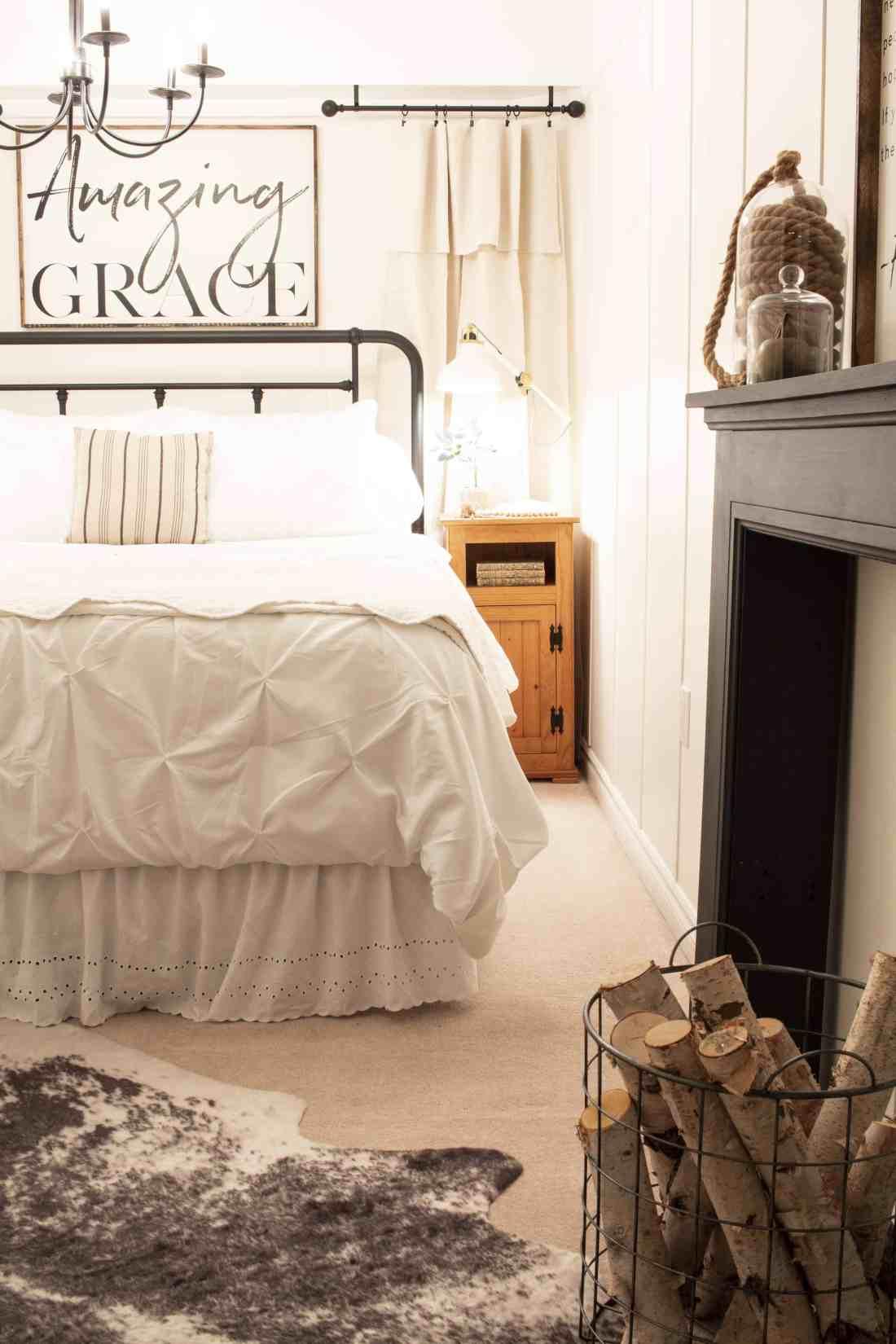 guest bedroom take 2