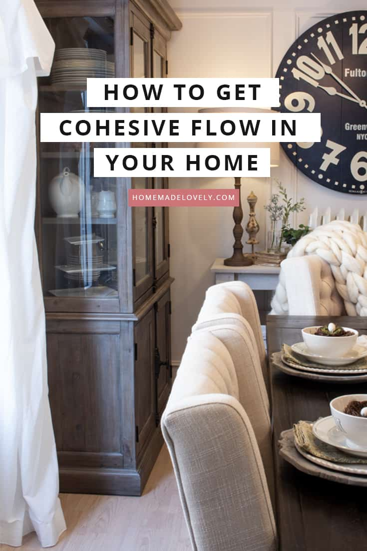 cohesive flow in your home