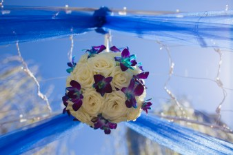 houston wedding, wedding; River oaks gardens