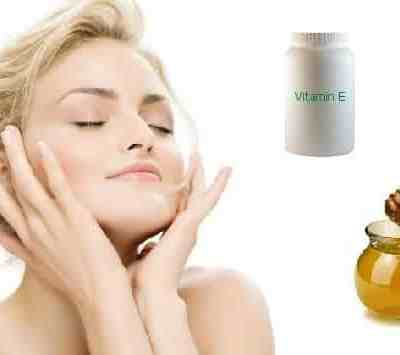 Vitamin E & Honey Face Mask For Dark Circles