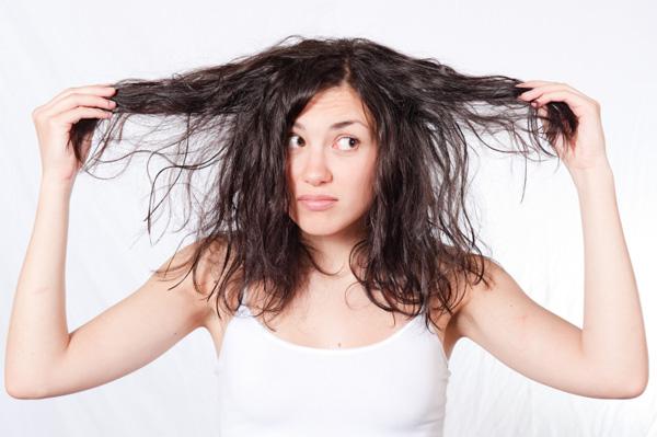 Dull Hair