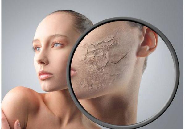 Homemade face mask for dry skin