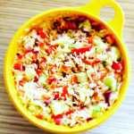 Lemon Dill Orzo Salad