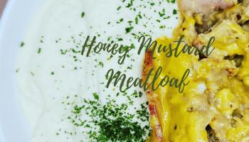Honey Mustard Meatloaf