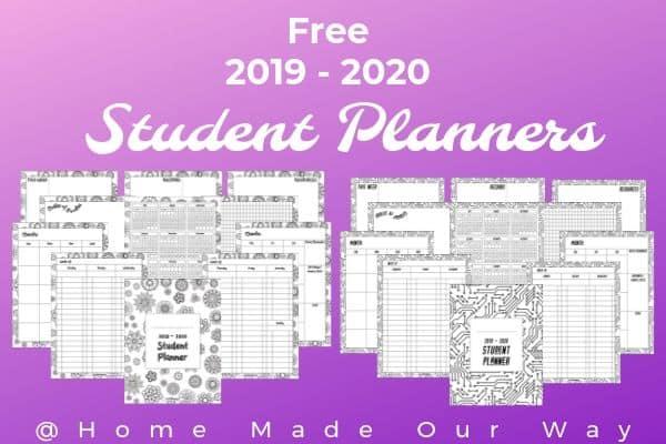 free printables planner # 64
