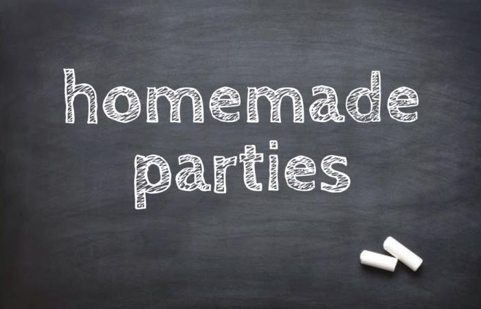 Share your party with us!