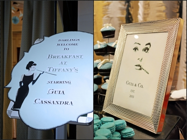 Homemade Parties DIY Breakfast at Tiffany's Birthday Party01