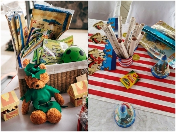 Homemade Parties DIY Jake and the Neverland Birthday14