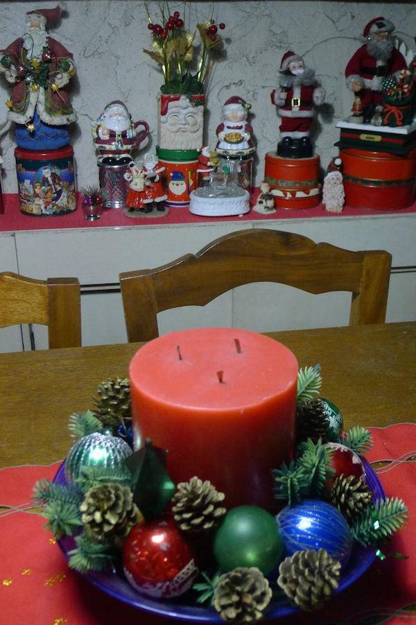 Homemade Parties Christmas House15