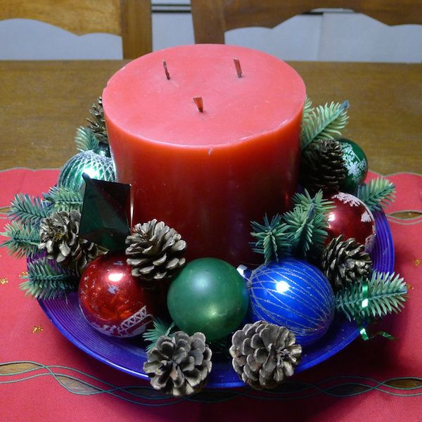 Homemade Parties Christmas House20