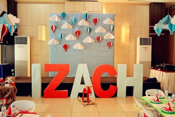 Izach's Elmo Birthday Party