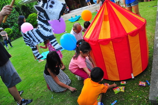 Homemade Parties DIY Party_Circus Party_Vito16