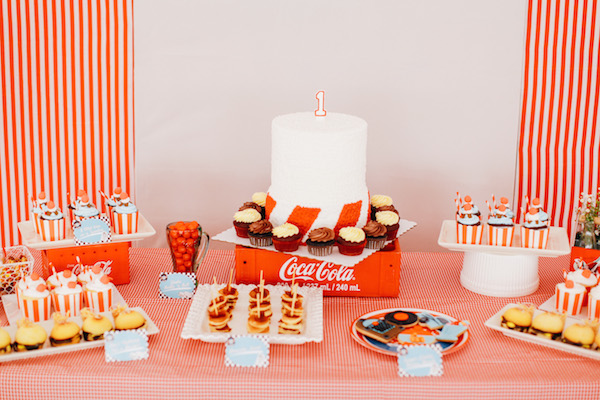 Homemade Parties_DIY Party_50s Diner Party_Lucas17