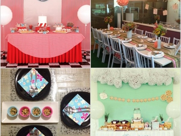 Homemade Parties' February  Round-up