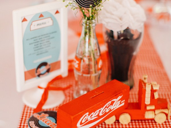 Lucas' 50s Diner Party, Part 2
