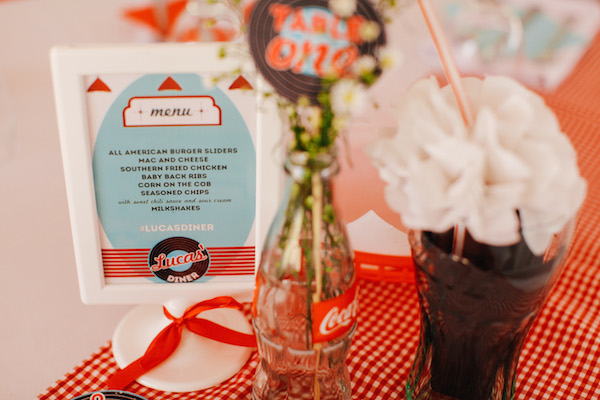 Homemade Parties_DIY Party_50s Diner Party_Lucas43