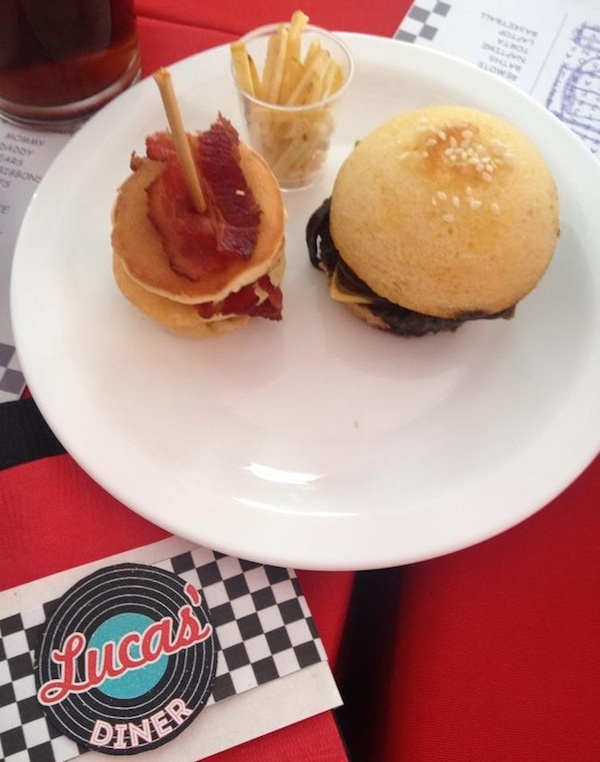 Homemade Parties_DIY Party_50s Diner Party_Lucas74