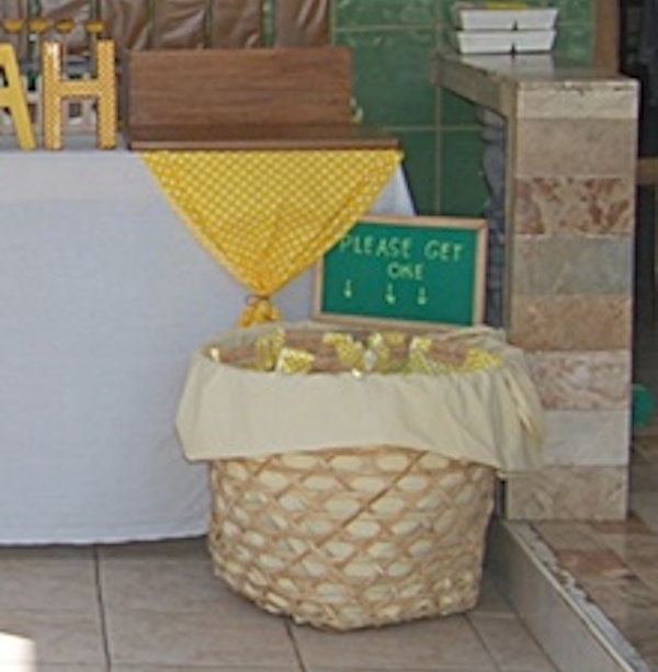 Homemade Parties_DIY Party_Bee Party_Elijah11