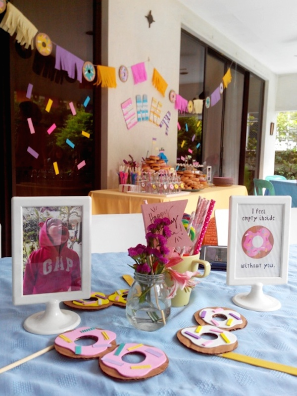 Homemade Parties_DIY Party_Donut Party_Emma05