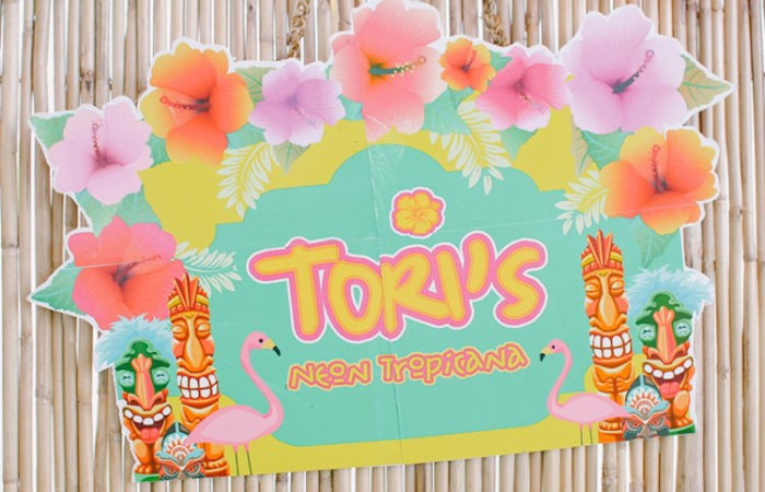 Tori's Neon Tropicana