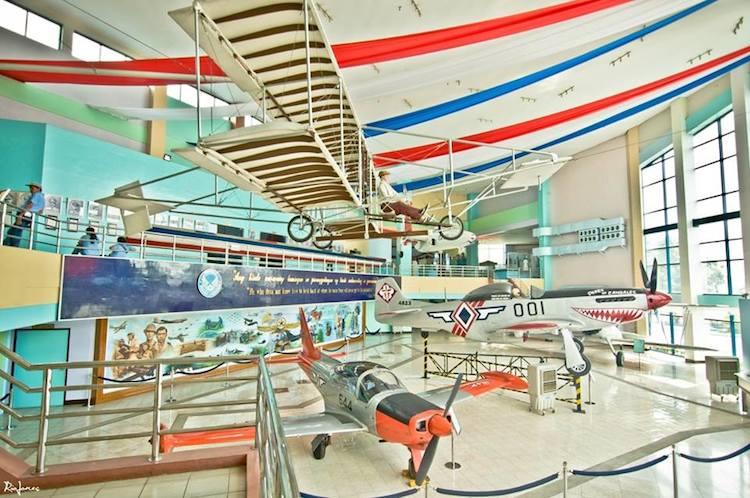 DIY Party_Party Venue_Aerospace Museum2