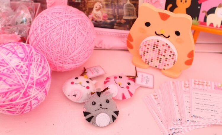 Homemade Parties_DIY Party_Kawaii Cat Party_Isabelle08