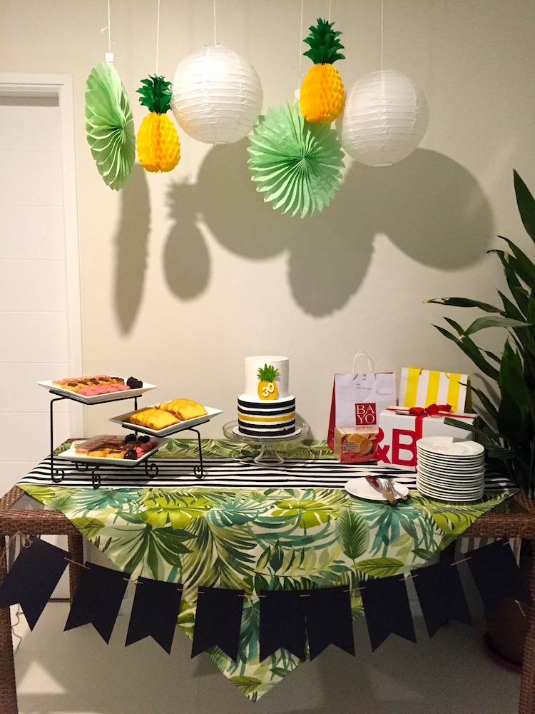Homemade Parties_DIY Pineapple Party_Ardith09