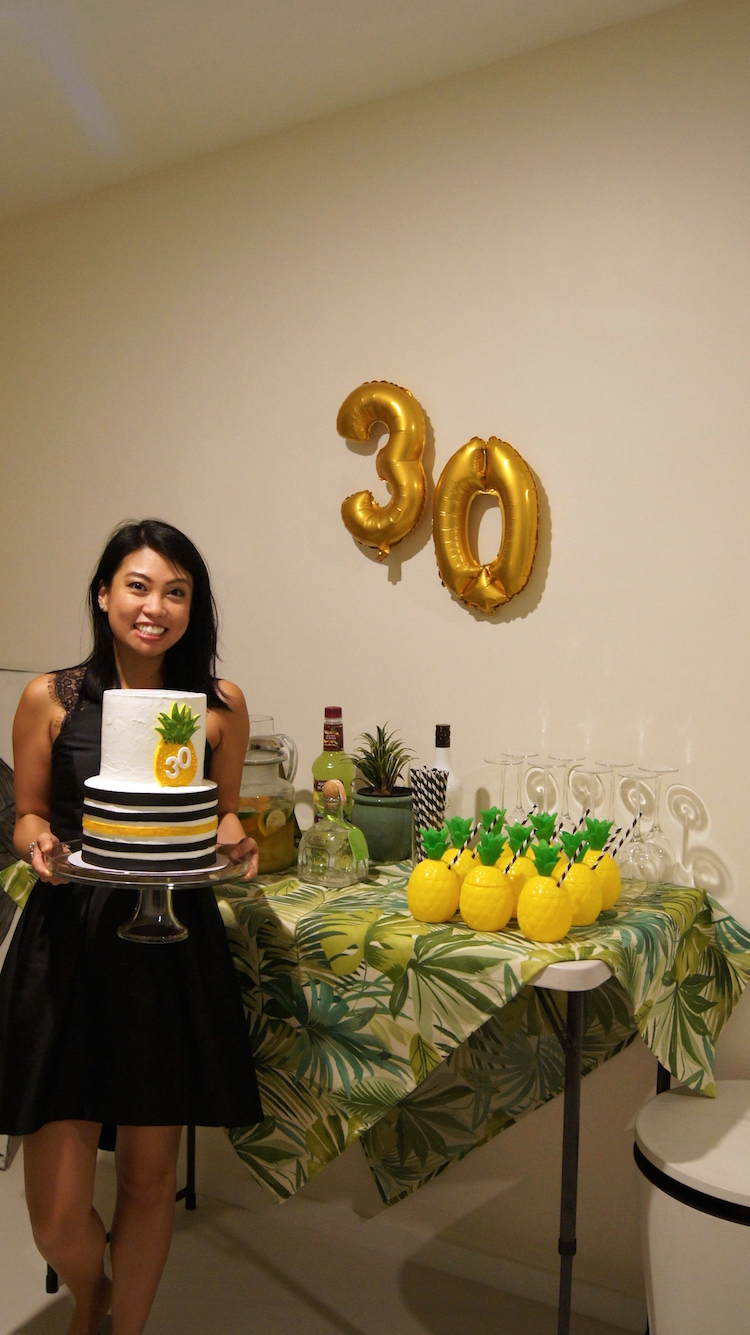 Homemade Parties_DIY Pineapple Party_Ardith11
