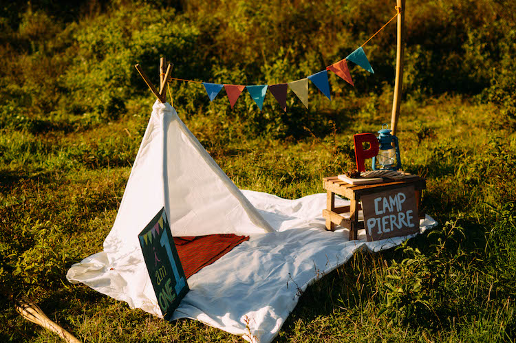 Homemade Parties_DIY Camp Party_Pierre21
