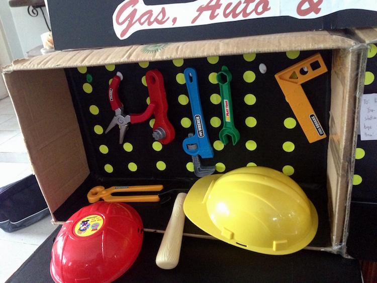DIY Cardboard Contruction and Mechanics Playset05