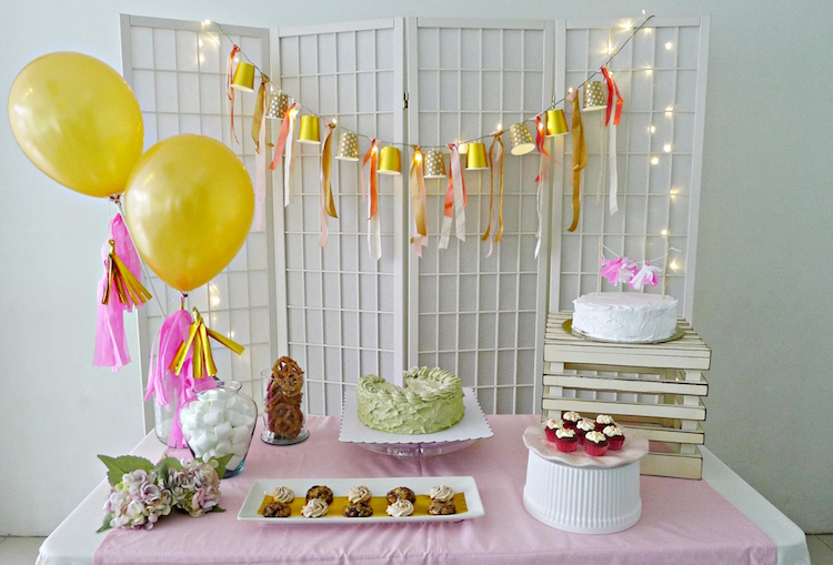 Homemade Parties How to do DIY Dessert Table 15