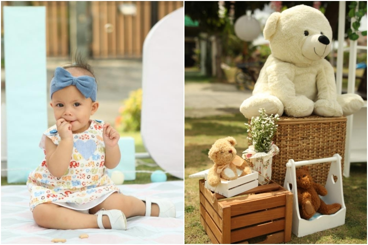 Homemade Parties DIY Party _Bear Party Chloe24