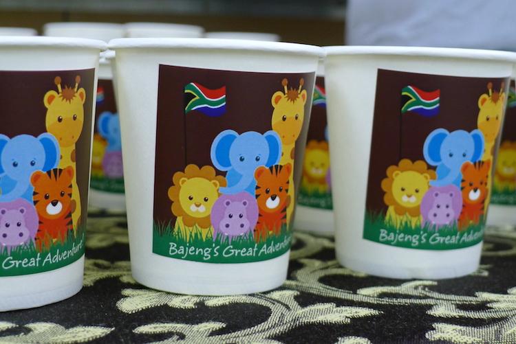 Homemade Parties DIY Party _Safari Party02