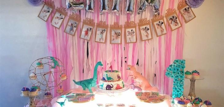 Emma's Dinosaur Party