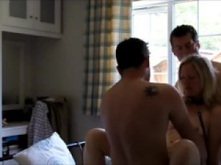 Homemade Amateur Swinger Threesomes