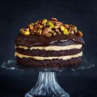 Baka en maffig Chokladtårta i påsk!