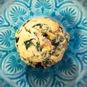 Spinat-Ricotta-Muffins