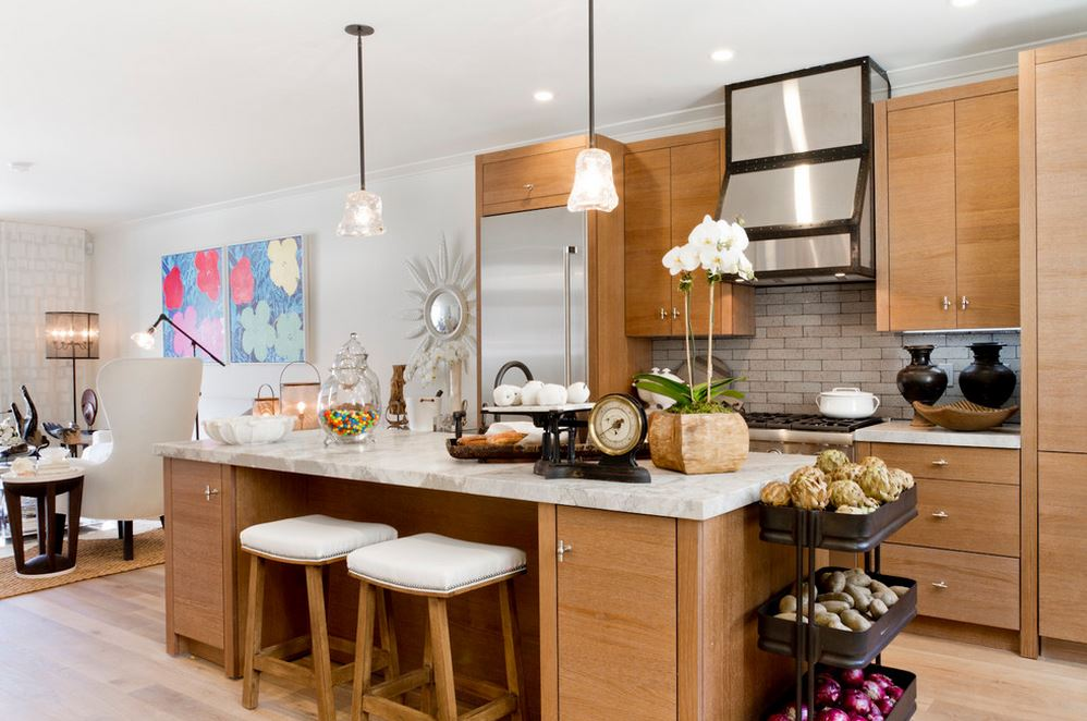 Small Kitchen Design Breakfast Nook