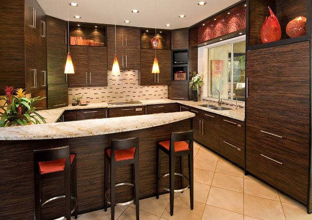 Amazing Kitchen Design Ideas   Pooja Room and Rangoli Designs Amazing Kitchen Design Ideas