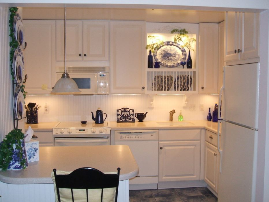 Traditional White Kitchen Designs