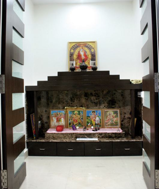 Design Of Pooja Room Within A House Pooja Room Pooja