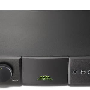 Naim Audio SuperNait 2 Integrated Amplifier Top