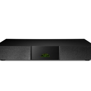 Naim Audio NAP 155 XS Power Amplifier Front