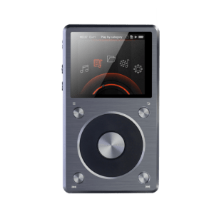 FiiO X5 2nd Generation (x5ii) Portable Audio Player Digital DAP Front