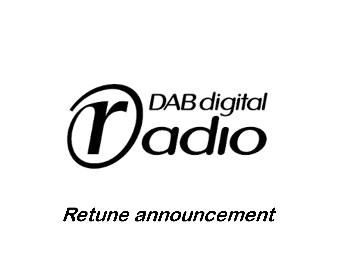 DAB Digital Radio Retune