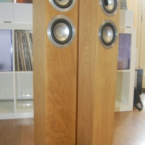 Tannoy DC4T Oak finish second hand