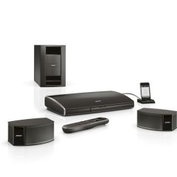 New Bose 235 Lifestyle Home Entertainment System Black