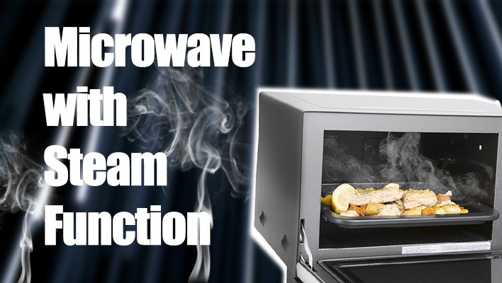 5 best microwaves with steam cooking