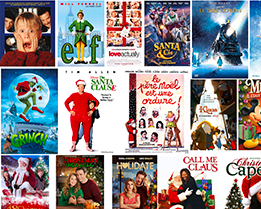 couverture films de noel